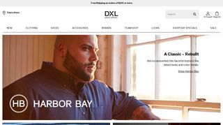 DXL: Big and Tall | Big and Tall Men's Clothing