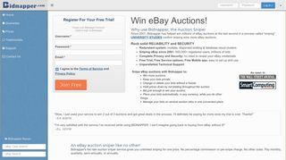 Bidnapper - Free eBay Auction Sniper.