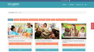 Courses - Early Learning Florida