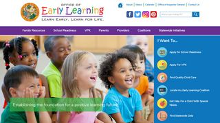 Florida Office of Early Learning   OEL