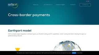 Earthport | Cross-border payments
