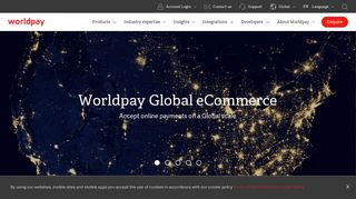 Worldpay | Accept Online Payments on a Global scale
