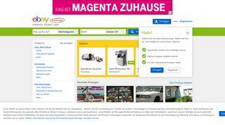 eBay Kleinanzeigen Berlin: Kostenlose Kleinanzeigen in Berlin.