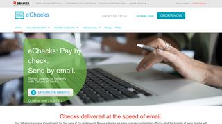 Emailable Checks | eChecks by Deluxe - Deluxe.com