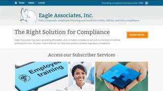 Eagle Associates, Inc. -- Compliance Services since 1988