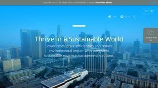 Energy & Sustainability Management | ENGIE Insight (formerly Ecova)