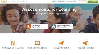 Edcite: Online Assessment Platform