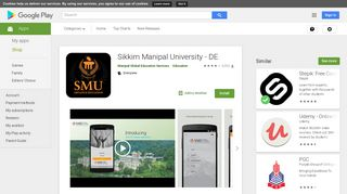 Sikkim Manipal University - DE - Apps on Google Play
