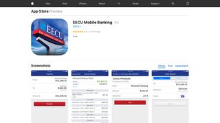 EECU Mobile Banking on the App Store - iTunes - Apple