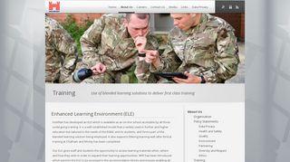ELE - Holdfast Training Services