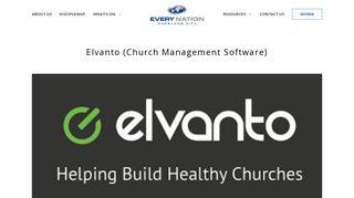 Every Nation Auckland City - Information: Elvanto (Church ...