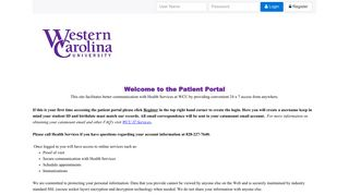the Patient Portal