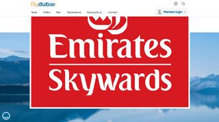 Benefits - Emirates Skywards - flydubai