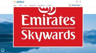 FAQs - Emirates Skywards - flydubai