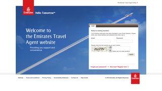 Emirates Travel Agents USA - Emirates Travel Agent Portal