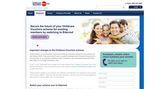 Employer - Childcare Vouchers
