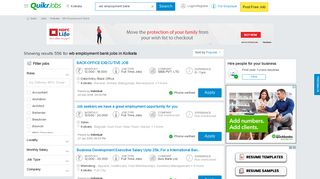 Wb Employment Bank 2019-20 Job Vacancy, Kolkata - Recruitment ...