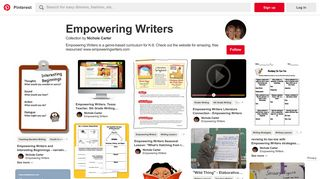 469 Best Empowering Writers images | Empowering writers, Writing ...