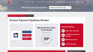Encore Payment Systems Review | Expert & User Reviews