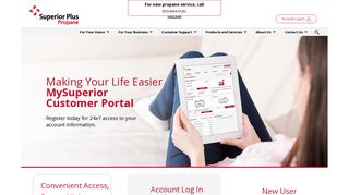 MySuperior Account Log In - Superior Plus Energy Services