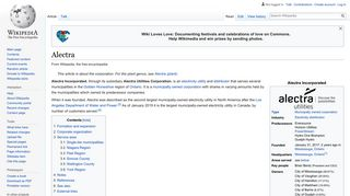 Alectra - Wikipedia
