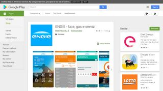 ENGIE - luce, gas e servizi - Android Apps on Google Play