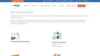 My Account - enTouch