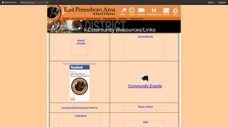 Community Resources / Parent/Student Resources
