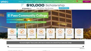 El Paso Community College Student Reviews, Scholarships, and Details