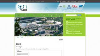 EPN-Campus: Login