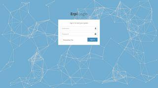 Erpi | Log in
