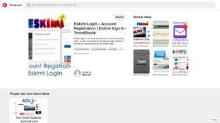 Eskimi login www Eskimi