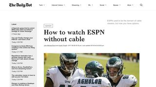 How to Watch ESPN Without Cable: 6 Easy Ways to Stream