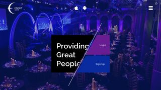 Esprit Group - London's Top Provider of People