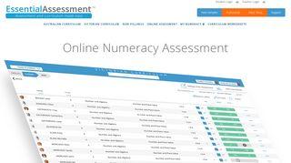 Online Maths Test Maths Assessment, Online Maths Test – Essential ...