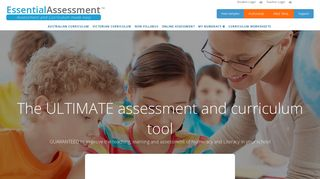 Essential Assessment: Victorian Curriculum Numeracy and Literacy ...