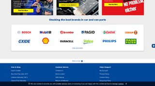 The UK's Number 1 Provider of Car Parts Online and In Store | Euro ...