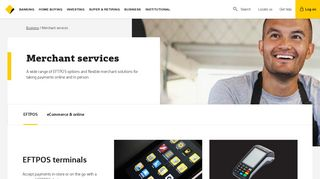 Merchant services - CommBank