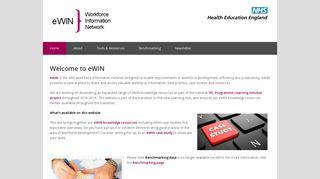 Welcome to eWIN | eWIN