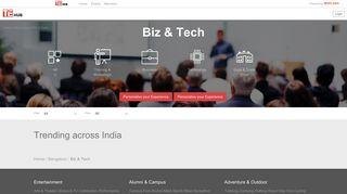 Book Tickets for Biz And Tech events in Bengaluru |Explara.com - TiE