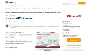 ExpressVPN Review: Is It Better Than NordVPN & PIA? Let's find...