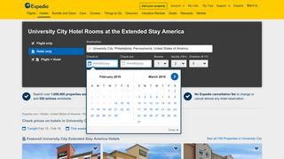 Extended Stay America Hotels: Cheap University City Extended Stay ...