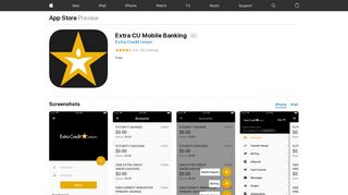 Extra CU Mobile Banking on the App Store - iTunes - Apple
