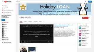 Extra Credit Union - YouTube