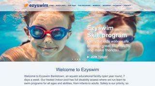 Ezyswim: Home