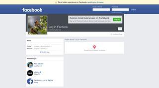 Log in Facbook - Community Service   Facebook