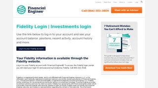 Fidelity Login   Fidelity Net Benefits, 401k & Investments Login