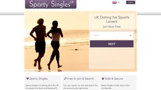Sporty Singles | UK Dating For Fitness Singles and Lovers of Sport