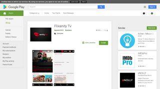 Flixanity Tv – Apps on Google Play