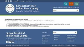 FOCUS Parent Portal Instructions - School District of Indian River County